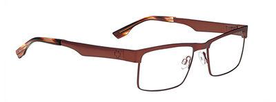 Dioptrické okuliare SPY ROCCO Mahogany