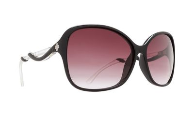 Slnečné okuliare SPY FIONA Black / Clear - happy
