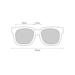 Slnečné okuliare SPY SHANDY Crystal