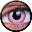 ColourVue Crazy šošovky - Barbie Pink (2 ks trojmesačné) - nedioptrické