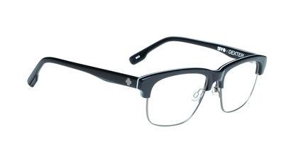 Dioptrické okuliare SPY DEXTER Black/Smoke
