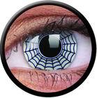 ColourVue Crazy šošovky - Spider (2 ks trojmesačné) - nedioptrické