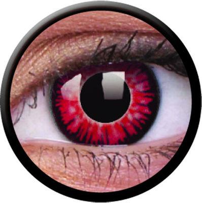 ColourVue Crazy šošovky - Twilight Volturi (2 ks trojmesačné) - nedioptrické