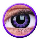 ColourVue Big Eyes - Ultra Violet (2 šošovky trojmesačné) - nedioptrické-dopredaj; výroba ukončená