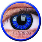 ColourVue Glamour - Blue (2 šošovky trojmesačné) - dioptrické