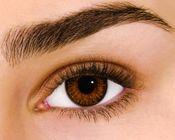 Air Optix Colors - Brown (2 šošovky mesačné) - nedioptrické