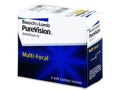 PureVision Multi-Focal (6 šošoviek)