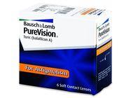 PureVision Toric (6 šošoviek)