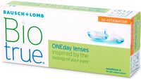 Biotrue ONEday for Astigmatism (30 šošoviek)