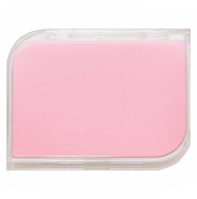 Puzdro na tvrdé šošovky zostava - Ružové
