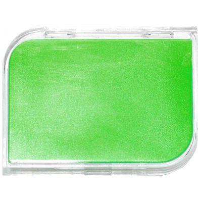 Puzdro na tvrdé šošovky zostava - Zelené