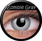 ColourVue Crazy šošovky - Zombie Grey (2 ks trojmesačné) - dioptrické 10/2018