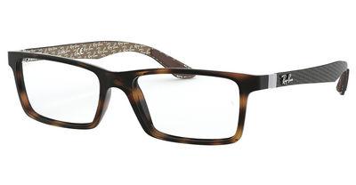 Dioptrické okuliare Ray-Ban RX 8901 5846