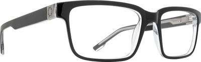 Dioptrické okuliare  SPY RAFE Black Clear