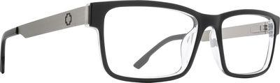 Dioptrické okuliare SPY HALE Black Clear