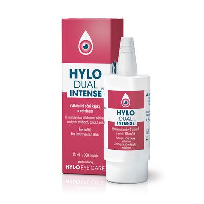 Hylo-Dual Intense 10 ml