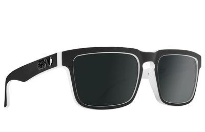 Slnečné okuliare SPY HELM Whitewall Black - polarizačné
