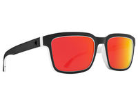 Slnečné okuliare SPY HELM2 Whitewall Red - polarizačné