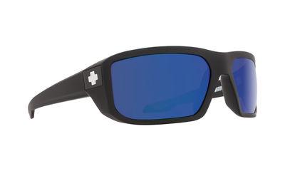 Slnečné okuliare SPY McCOY - Matte Black - happy polar