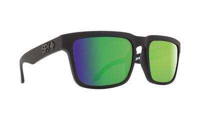 Slnečné okuliare SPY HELM Matte Black - happy polar