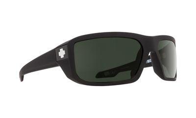 SPY slnečné okuliare McCoy Spft Matte Black - happy