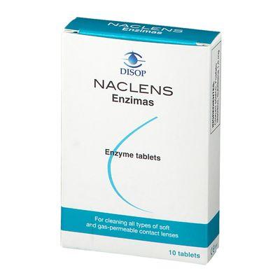 Naclens Enzimas tablety 10 ks