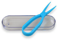 Klieštičky na kontaktné šošovky - Modré