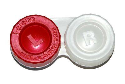 Anti-bakteriálne púzdro - Červené