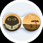 Antibakteriálne puzdro klasické - Afrika - Had