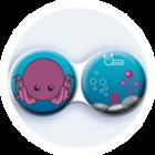 Antibakteriálne puzdro klasické - More - Chobotnica