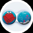 Antibakteriálne puzdro klasické - More - Krab červený