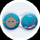 Antibakteriálne puzdro klasické - More - Žralok