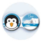 Antibakteriálne puzdro klasické - Sever - Tučniak Vel´ký