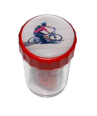 Hlboké púzdro - Cyklista