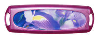 Púzdra na jednodenné šošovky kvetinky - Iris