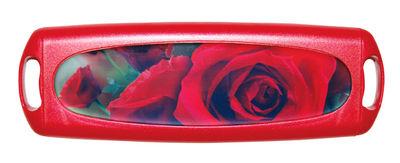 Púzdra na jednodenné šošovky kvetinky - Ruža