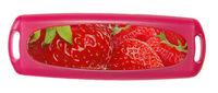 Púzdra na jednodenné šošovky ovocie - Jahoda
