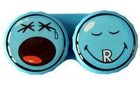Ozdobné púzdro Smiley - Modrý plač