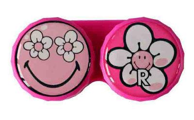 Ozdobné púzdro Smiley - Ružové kvety