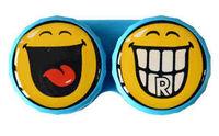 Ozdobné púzdro Smiley - Modrý smiech