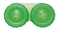 Púzdro klasické jednofarebné - Sv. Zelené
