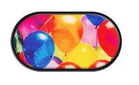 Púzdro so zrkadielkom motív Klasik - Balóniky