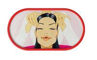 Púzdro so zrkadielkom kreslené motívy - Pampering