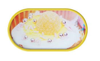 Púzdro so zrkadielkom Cukrovinky - Torta