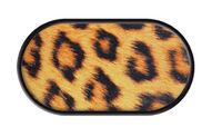 Púzdro so zrkadielkom motív Koža - Leopard
