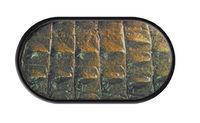 Púzdro so zrkadielkom motív Koža - Krokodíl