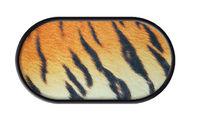 Púzdro so zrkadielkom motív Koža - Tiger