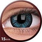Phantasee Big Eyes - Beautiful Blue (2 šošovky trojmesačné) - dioptrické - dopredaj