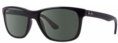 Slnečné okuliare Ray-Ban 4181 601/9A - Polarizačné