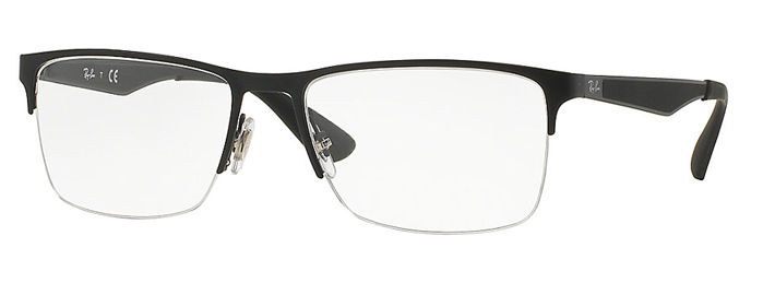ff66956e3 Dioptrické okuliare Ray-Ban RX 6335 2503 - Wixi.sk
